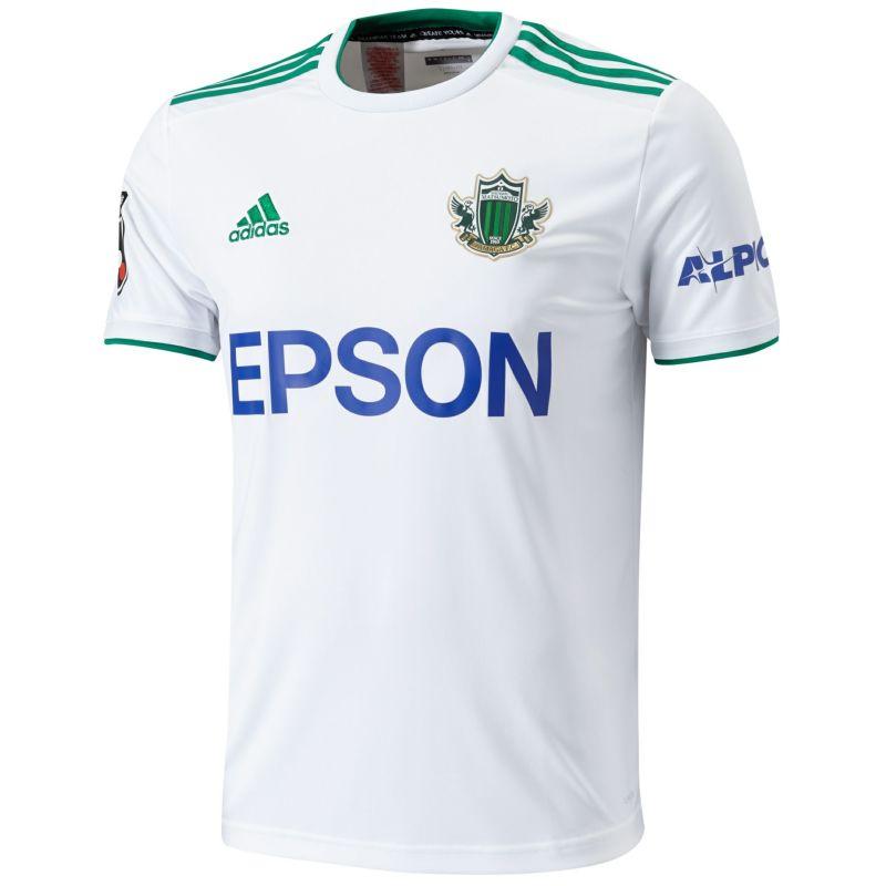2019 松本山雅FCユニフォーム 2NDフィールドプレイヤー 半袖前